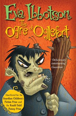 Book cover for The Ogre of Oglefort